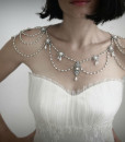 1920'S INSPIRATION SHOULDERS NECKLACE
