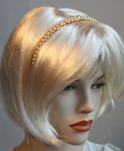 Bridal Pearls Headband,Hair band, pearly,hair accessories
